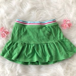 Gymboree Green Skirt With Pockets! 💚
